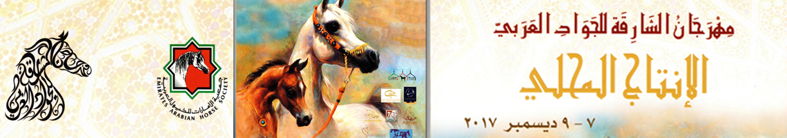 The 14th Sharjah Arabian Horse Festival (Local Bred) 2018