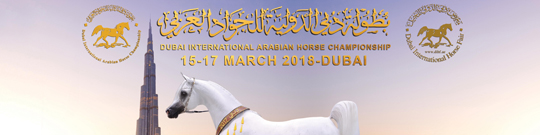 Dubai International Arabian Horse Championship 2018