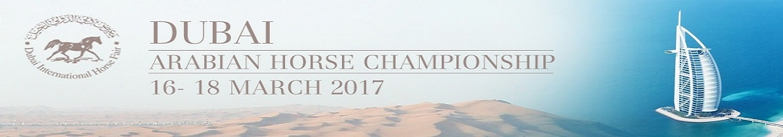 Dubai International Arabian Horse Championship 2017